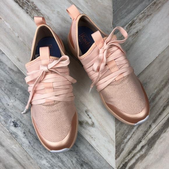 Keds Sneakers Rose Gold Studio Flash